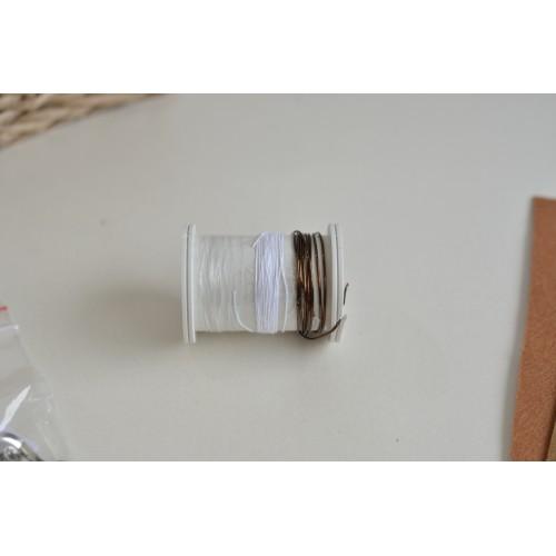 Декоративно бяло грозде