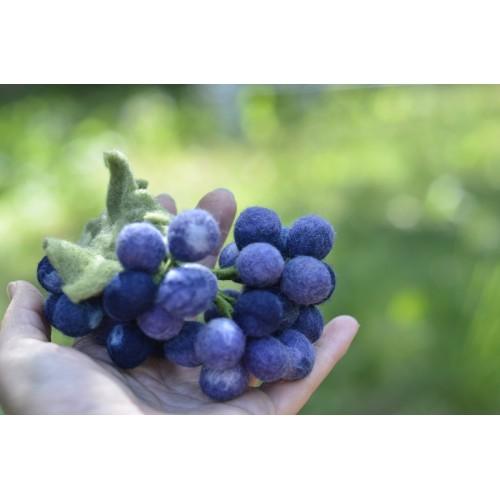 Декоративно грозде-мерло