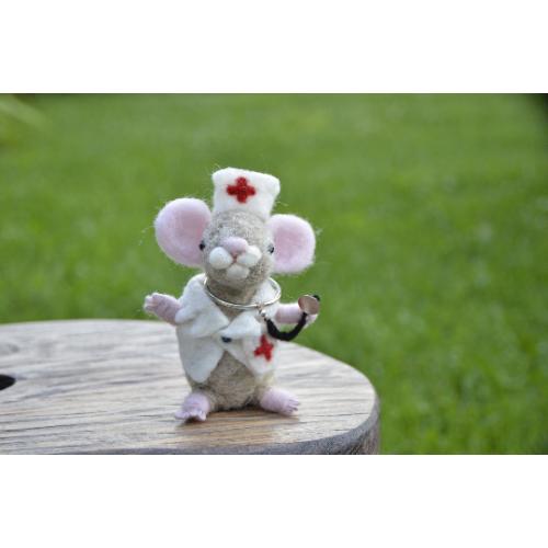 Мишка лекар 10 см